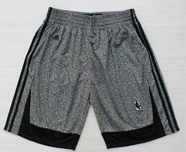 NBA Gray Static Fashion Short