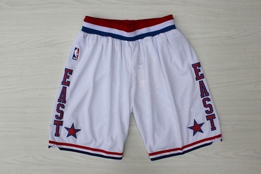 2003 NBA All-Stars White Short