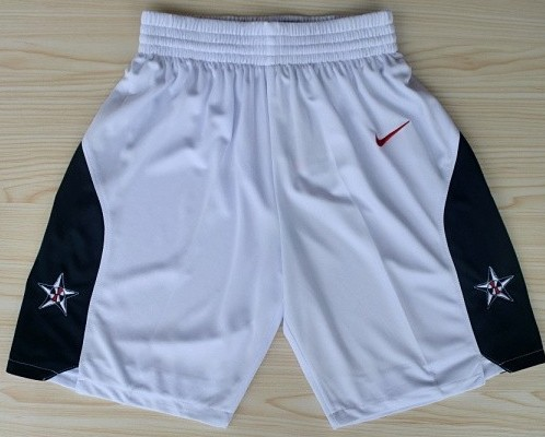 2012 Team USA Olympics White Short
