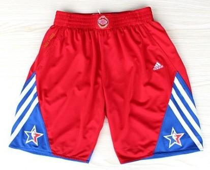 2013 NBA All-Stars Red Short