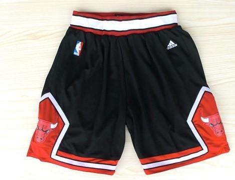 Chicago Bulls All Black Short