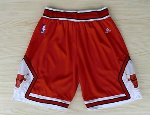 Chicago Bulls Red Short