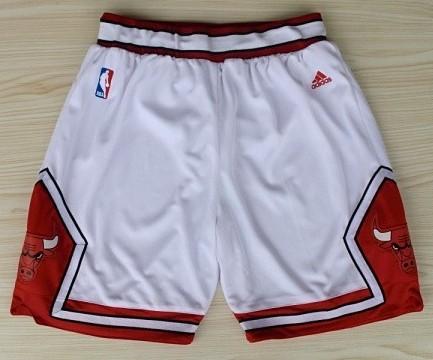 Chicago Bulls White Short