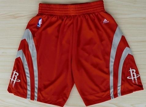 Houston Rockets Red Short