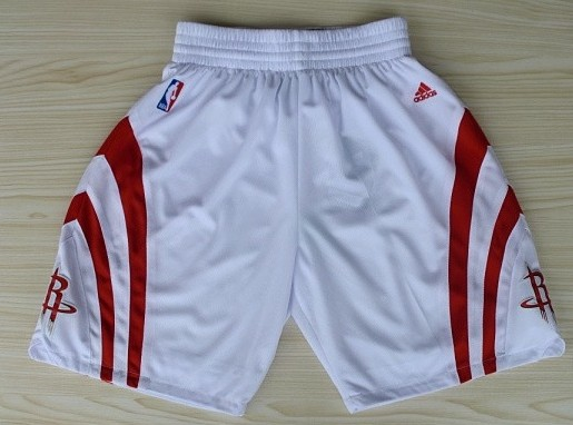 Houston Rockets White Short