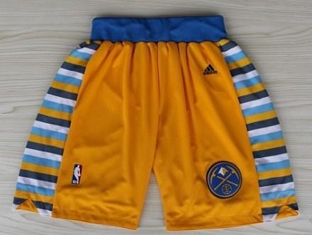 Denver Nuggets Yellow Short