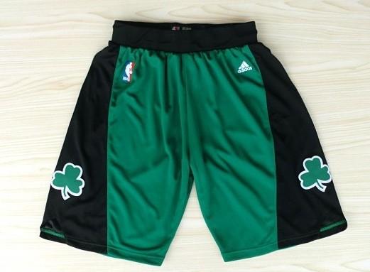 Boston Celtics Green With Black Short