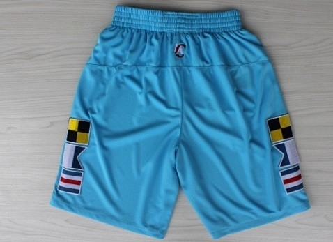 Los Angeles Clippers 2013 Light Blue Short