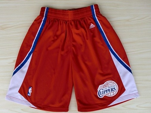 Los Angeles Clippers Red Short