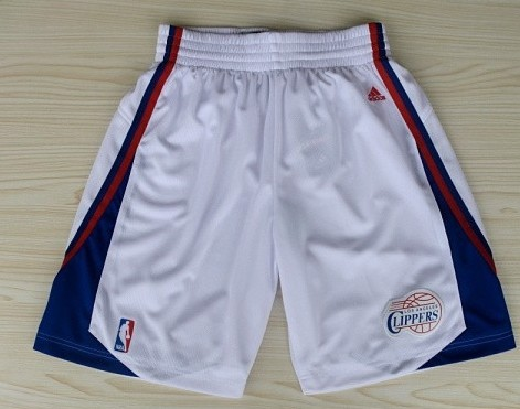 Los Angeles Clippers White Short