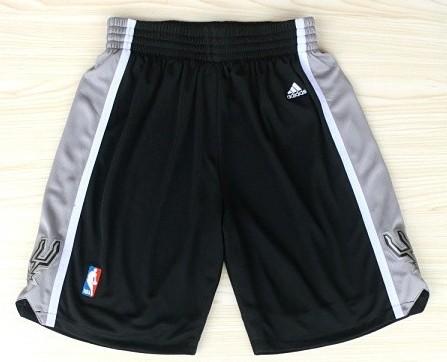 San Antonio Spurs Black Short
