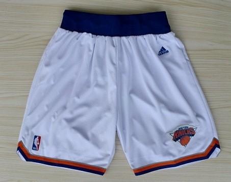 New York Knicks White Short