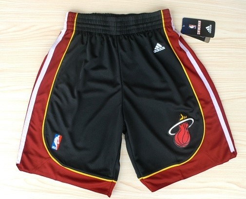 Miami Heat Black Short