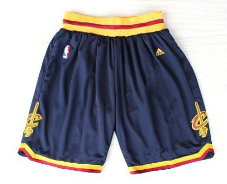 Cleveland Cavaliers Navy Blue Short