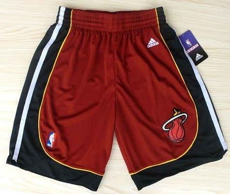 Miami Heat Red Short