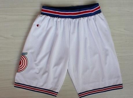 NBA Space Jam White Short