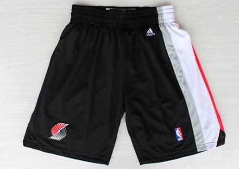 Portland Trail Blazers Black Short