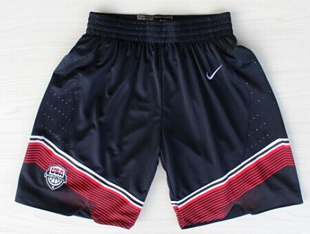 2014 FIBA Team USA Navy Blue Short