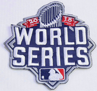 2015 MLB World Series Game Patch