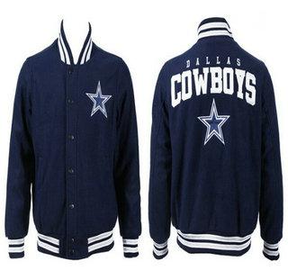 Dallas Cowboys Navy Jacket FG