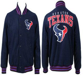 Houston Texans Navy Jacket FG