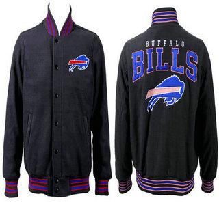 Buffalo Bills Navy Jacket FG