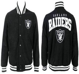 Oakland Raiders Black Jacket FG