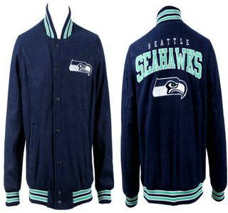 Seattle Seahawks Navy Jacket FG