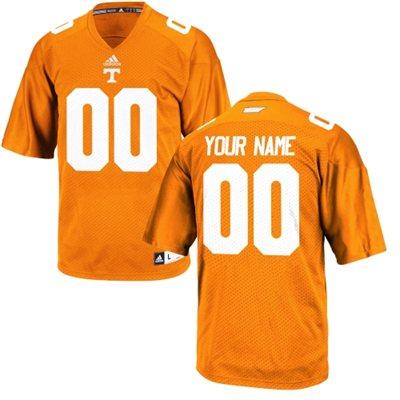 Mens Tennessee Volunteers Replica Football Jersey - 2015 Orange