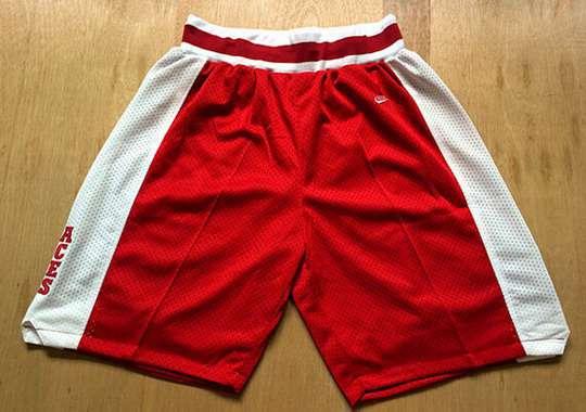 Men's Lower Merion High School Red Short Jersey
