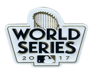 2017 MLB World Series Game Patch - Replica