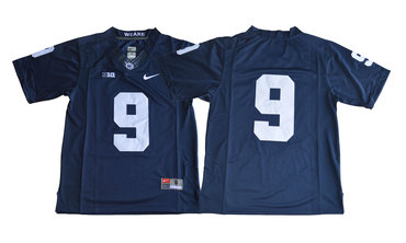 Penn State Nittany Lions 9 Trace McSorley Navy College Football Jersey