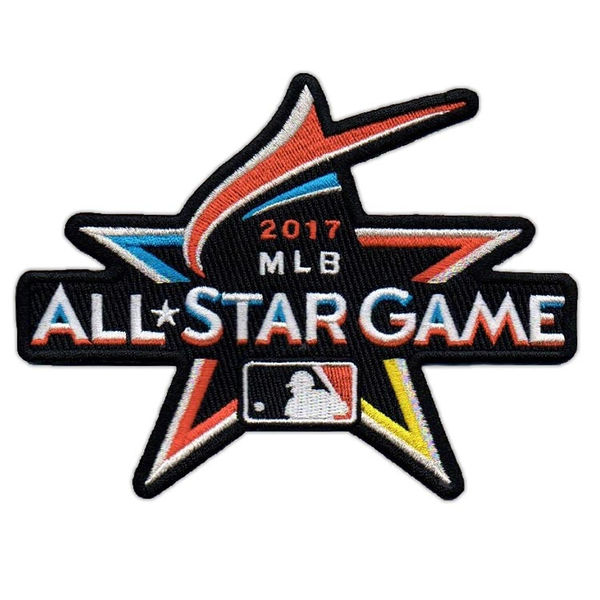 2017 MLB All-Star Game Patch