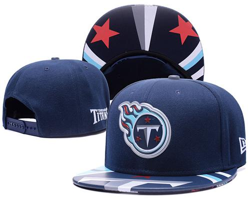 NFL Tennessee Titans Stitched Snapback Hats 025
