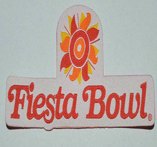 2016 NCAA College Football Fiesta Bowl Patch
