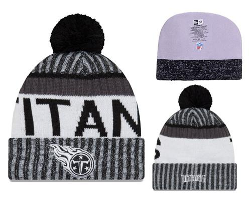 NFL Tennessee Titans Logo Stitched Knit Beanies 006