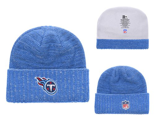 NFL Tennessee Titans Logo Stitched Knit Beanies 009