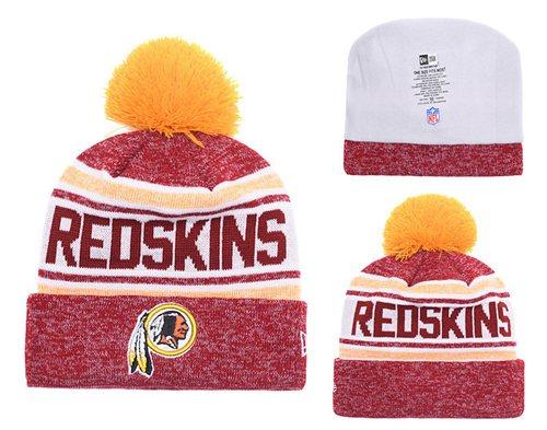 NFL Washington Redskins Logo Stitched Knit Beanies 002
