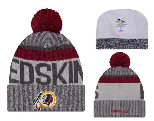 NFL Washington Redskins Logo Stitched Knit Beanies 005