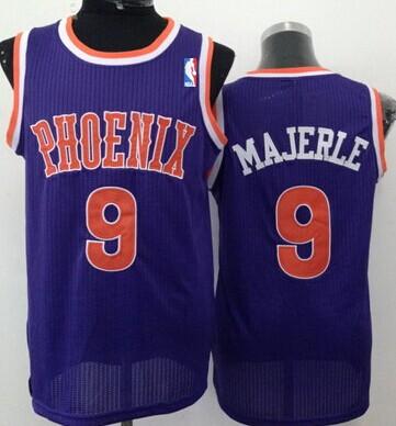 Phoenix Suns #9 Dan Majerle Purple Swingman Jersey