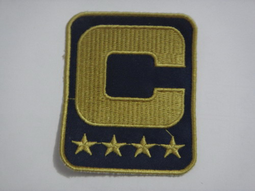Chicago Bears Captain Blue/Gold C Patch