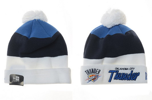 Oklahoma City Thunder Beanies YD002