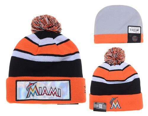 Miami Marlins Beanies YD004