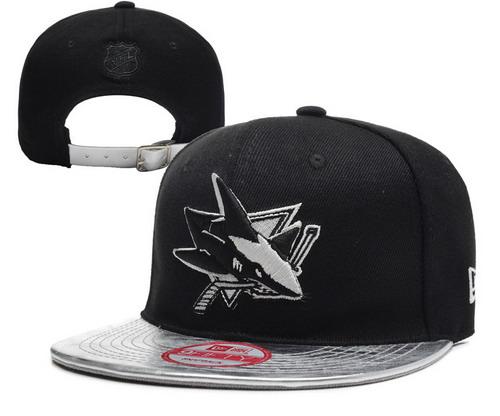 San Jose Sharks Snapbacks YD001