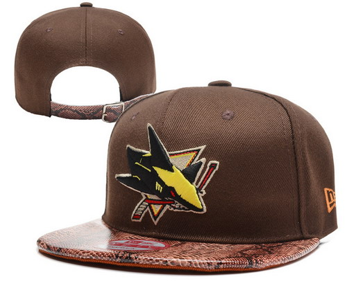 San Jose Sharks Snapbacks YD002