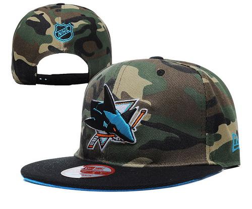San Jose Sharks Snapbacks YD003
