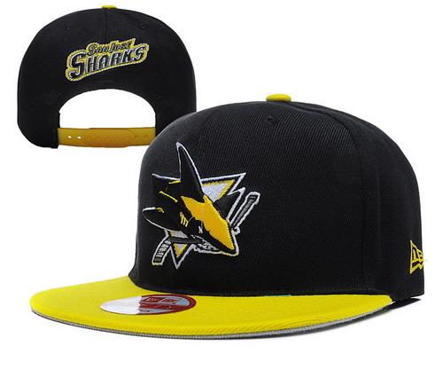 San Jose Sharks Snapbacks YD006