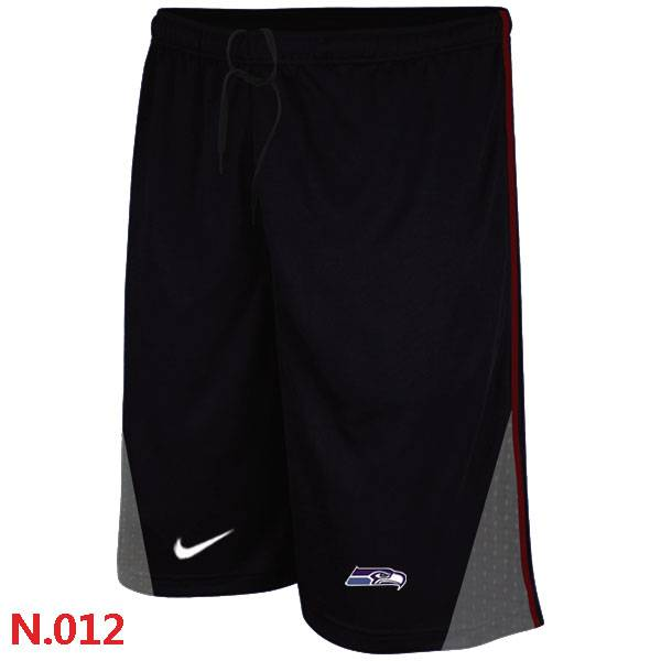Nike NFL Seattle Seahawks Classic Shorts Black
