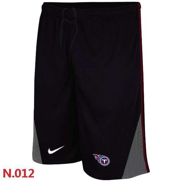Nike NFL Tennessee Titans Classic Shorts Black