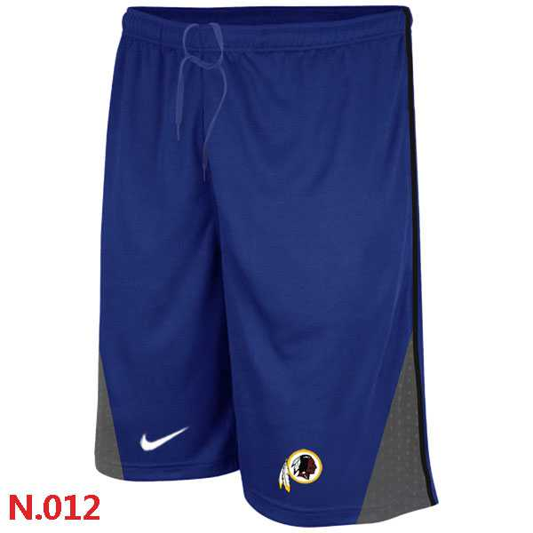 Nike NFLWashington Red  Skins Classic Shorts Blue